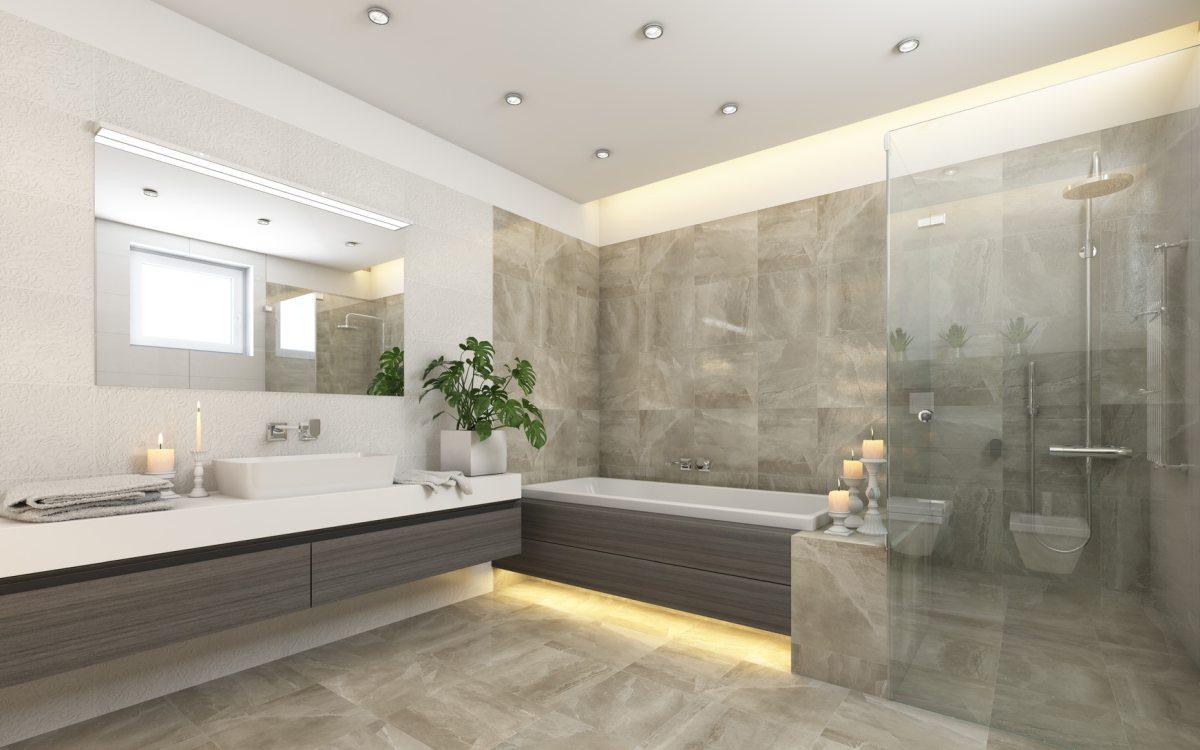 Jaki blat do łazienki w bloku sprawdzi się najlepiej