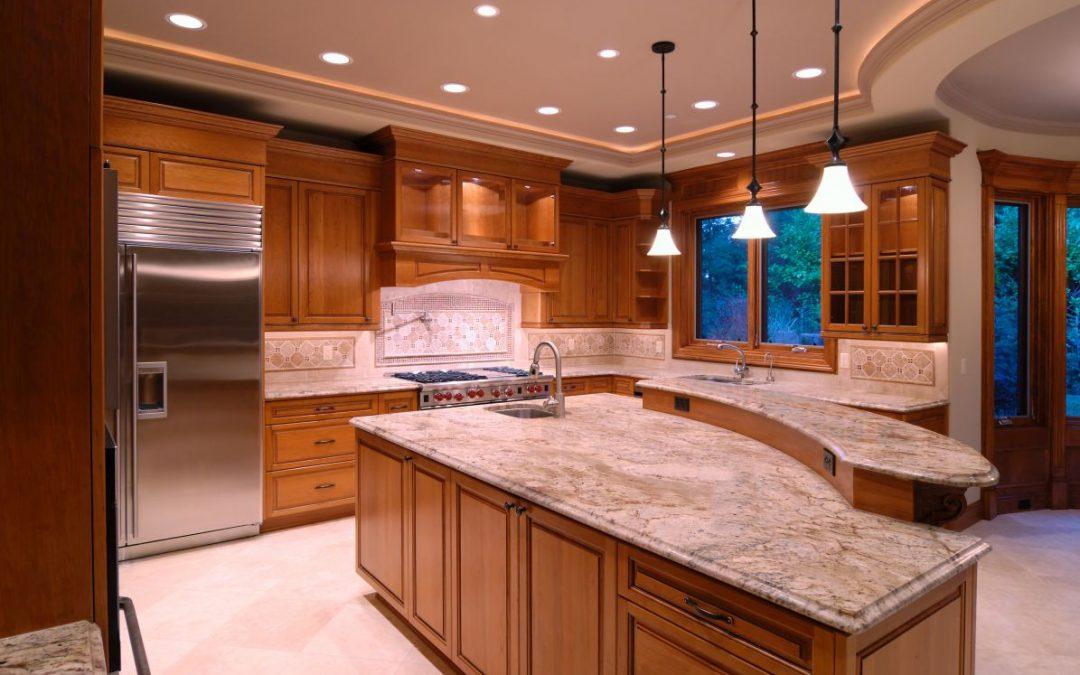 Kamienne blaty kuchenne – trudna sztuka wyboru